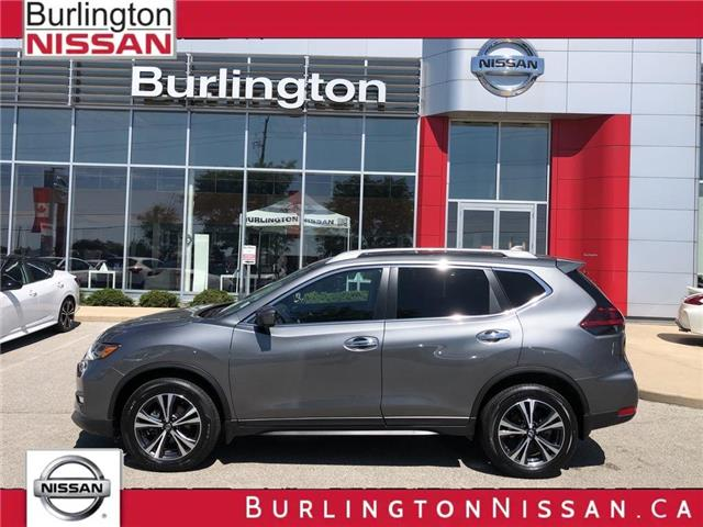 2020 Nissan Rogue SV (Stk: A6965) in Burlington - Image 1 of 21