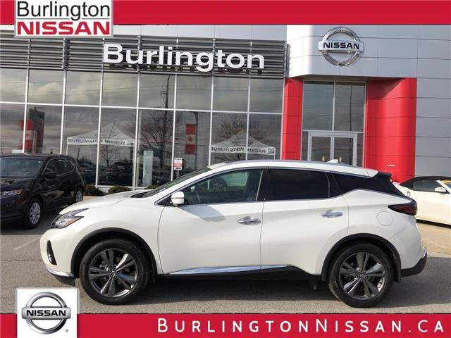 2020 Nissan Murano Platinum (Stk: A6915) in Burlington - Image 1 of 16