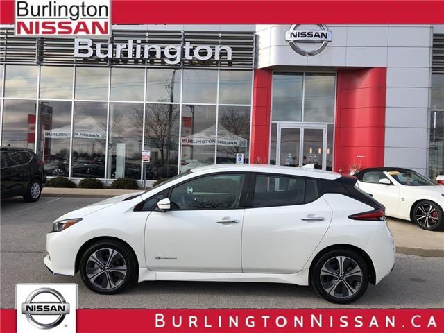 2019 Nissan LEAF SL PLUS (Stk: A6907) in Burlington - Image 1 of 18