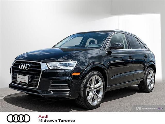 2017 Audi Q3 2.0T Progressiv (Stk: P8134) in Toronto - Image 1 of 22