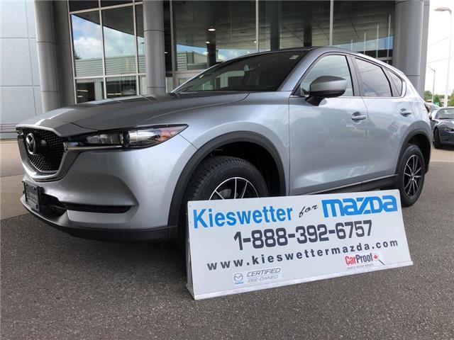 2017 Mazda CX-5 GS (Stk: 35092A) in Kitchener - Image 1 of 29