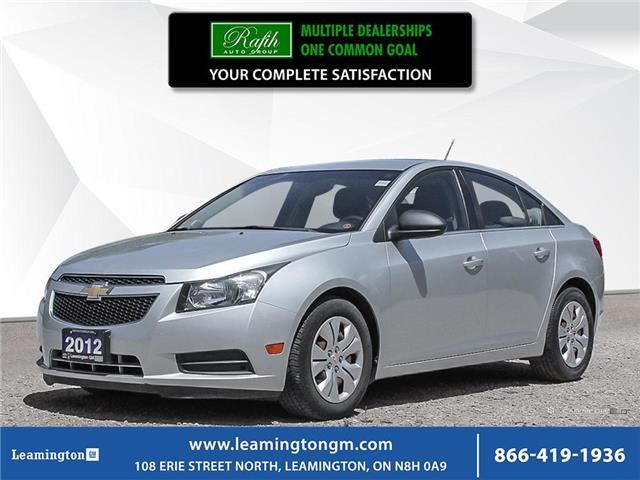 2012 Chevrolet Cruze LS (Stk: 20-424A) in Leamington - Image 1 of 30