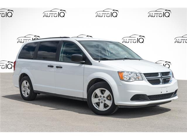 2018 Dodge Grand Caravan CVP/SXT (Stk: 31799U) in Barrie - Image 1 of 25