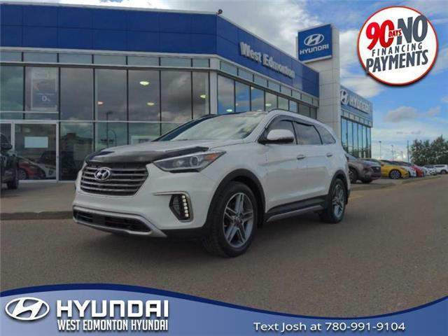 2017 Hyundai Santa Fe XL  (Stk: P5567A) in Edmonton - Image 1 of 24