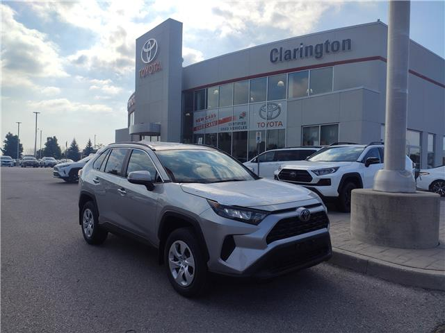 2020 Toyota RAV4 LE (Stk: 20587) in Bowmanville - Image 1 of 7
