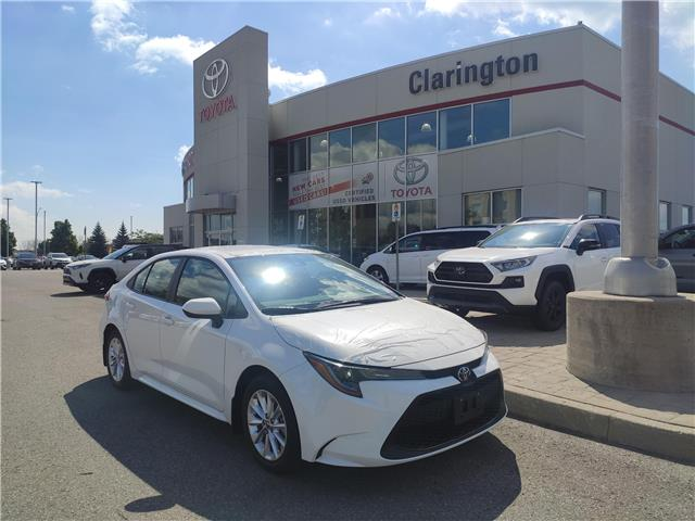 2020 Toyota Corolla LE (Stk: 20610) in Bowmanville - Image 1 of 7