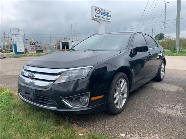 2012 Ford Fusion SEL (Stk: A6988A) in Waterloo - Image 1 of 1