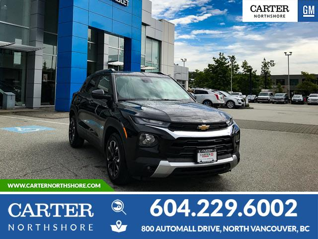 2021 Chevrolet TrailBlazer LT (Stk: 1TB34740) in North Vancouver - Image 1 of 13