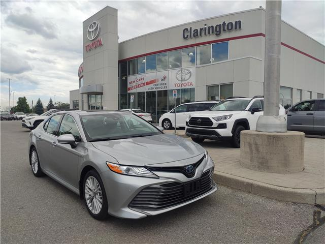 2020 Toyota Camry Hybrid XLE (Stk: 20564) in Bowmanville - Image 1 of 7