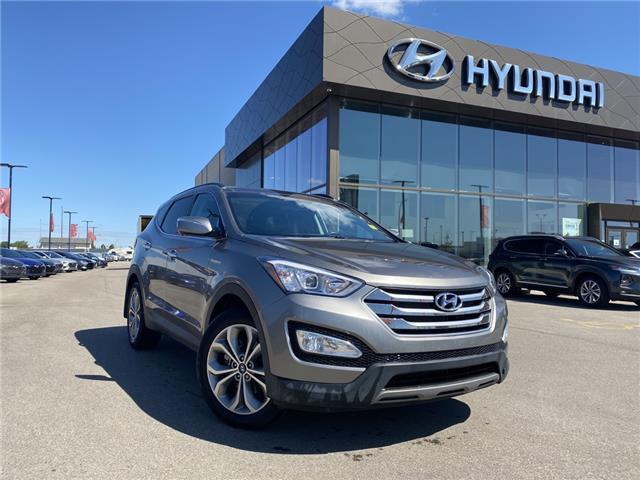 2016 Hyundai Santa Fe Sport  5XYZUDLA6GG360496 H2606 in Saskatoon
