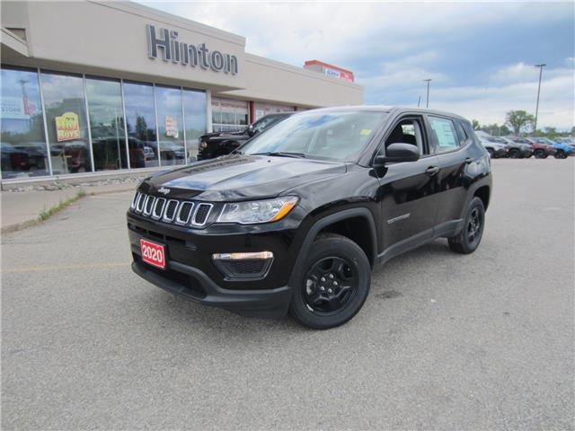 2020 Jeep Compass Sport (Stk: 20043) in Perth - Image 1 of 14