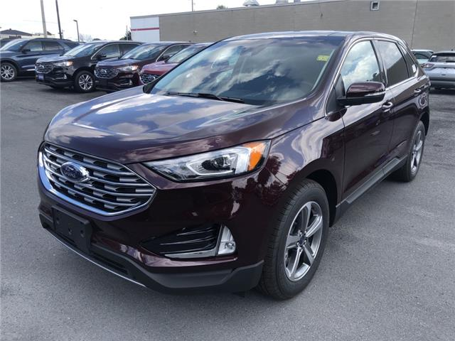 2020 Ford Edge SEL (Stk: 20236) in Cornwall - Image 1 of 12