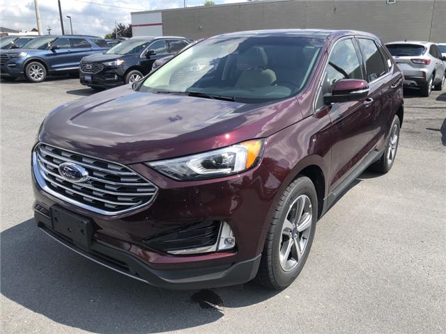 2020 Ford Edge SEL (Stk: 20232) in Cornwall - Image 1 of 12
