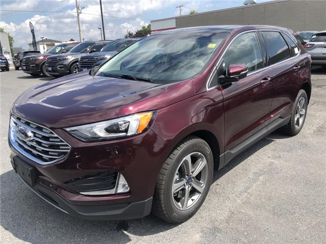 2020 Ford Edge SEL (Stk: 20233) in Cornwall - Image 1 of 12