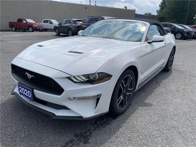 2020 Ford Mustang  (Stk: 20219) in Cornwall - Image 1 of 16