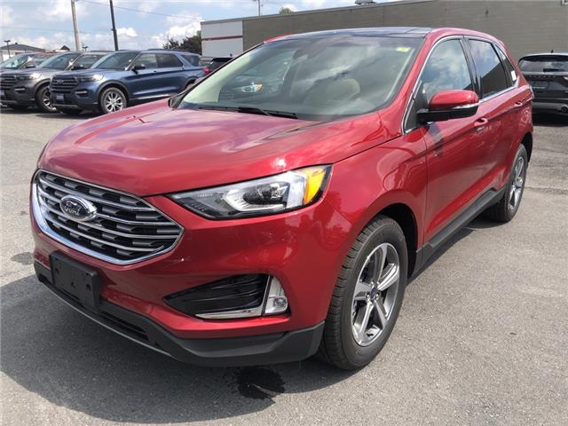 2020 Ford Edge SEL (Stk: 20235) in Cornwall - Image 1 of 12