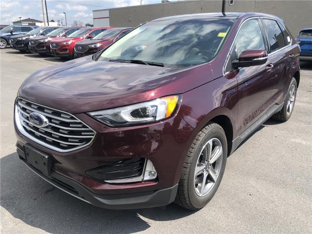 2020 Ford Edge SEL (Stk: 20231) in Cornwall - Image 1 of 12