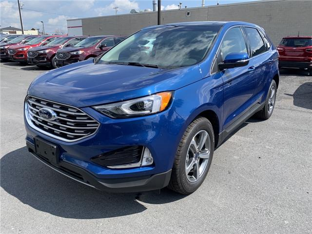 2020 Ford Edge SEL (Stk: 20237) in Cornwall - Image 1 of 11