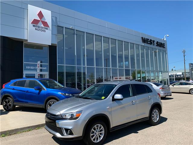 2018 Mitsubishi RVR SE (Stk: R20145A) in Edmonton - Image 1 of 24