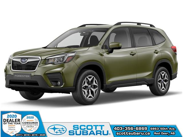 2020 Subaru Forester Touring (Stk: 567808) in Red Deer - Image 1 of 10