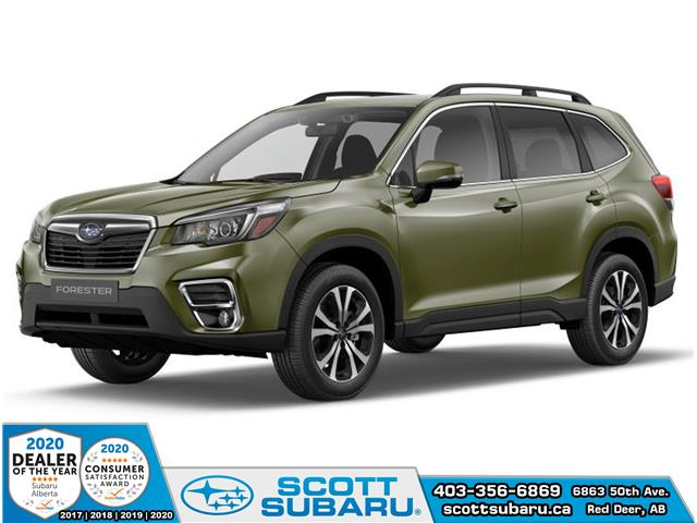2020 Subaru Forester Limited (Stk: 567035) in Red Deer - Image 1 of 10