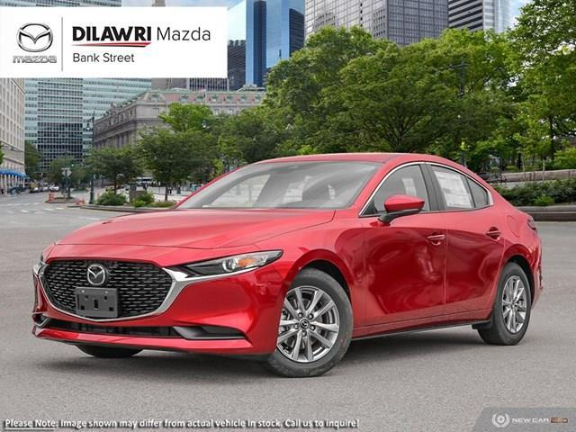2020 Mazda Mazda3 GS (Stk: 21482) in Gloucester - Image 1 of 23
