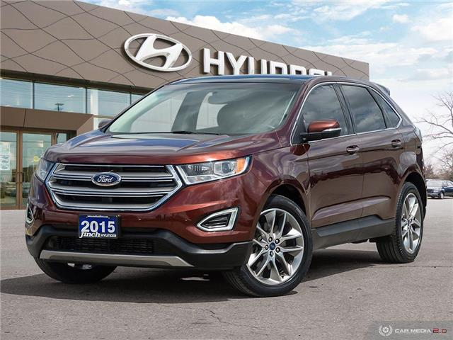 2015 Ford Edge Titanium (Stk: 94687) in London - Image 1 of 28
