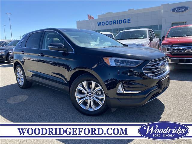 2019 Ford Edge Titanium (Stk: 17569) in Calgary - Image 1 of 25
