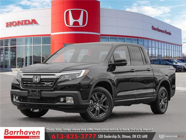 2020 Honda Ridgeline Sport (Stk: 3078) in Ottawa - Image 1 of 23