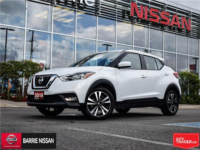 2019 Nissan Kicks SV (Stk: 19284) in Barrie - Image 1 of 25