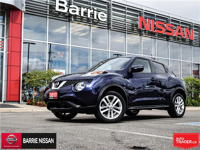 2017 Nissan Juke SV (Stk: P4701) in Barrie - Image 1 of 26