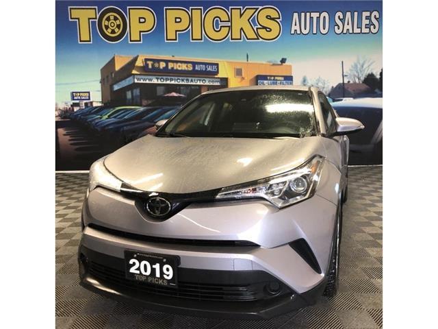 2019 Toyota C-HR Base (Stk: 047978) in NORTH BAY - Image 1 of 25