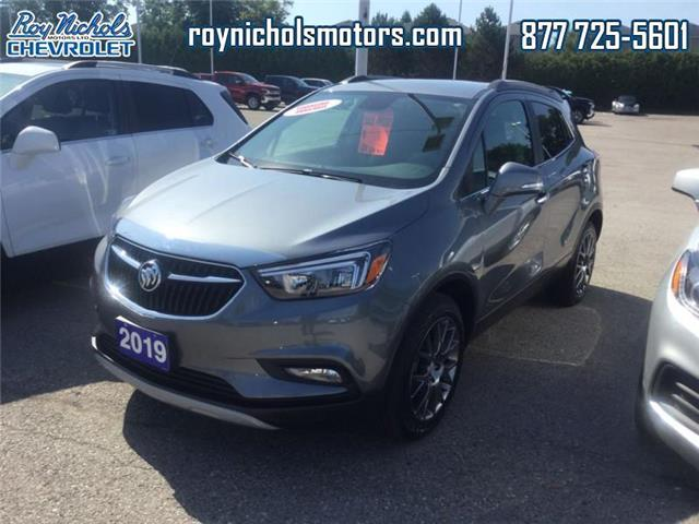 2019 Buick Encore Sport Touring (Stk: P6555A) in Courtice - Image 1 of 12