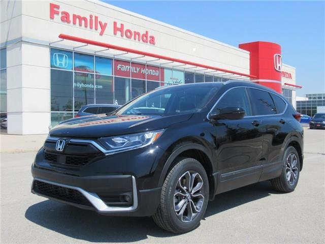 2020 Honda CR-V EX-L (Stk: 0201271) in Brampton - Image 1 of 22