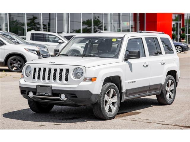 2016 Jeep Patriot 4WD 4dr High Altitude (Stk: 595203T) in Brampton - Image 1 of 25