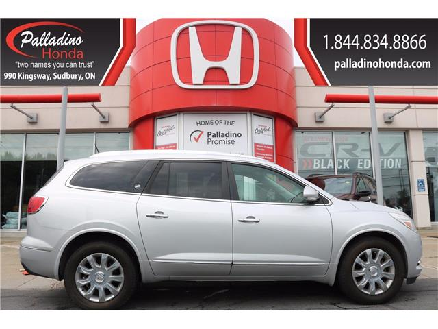 2016 Buick Enclave Leather (Stk: 22198A) in Sudbury - Image 1 of 50