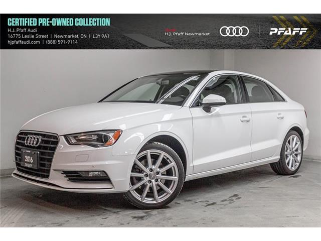 2016 Audi A3 1.8T Progressiv (Stk: 53631) in Newmarket - Image 1 of 22