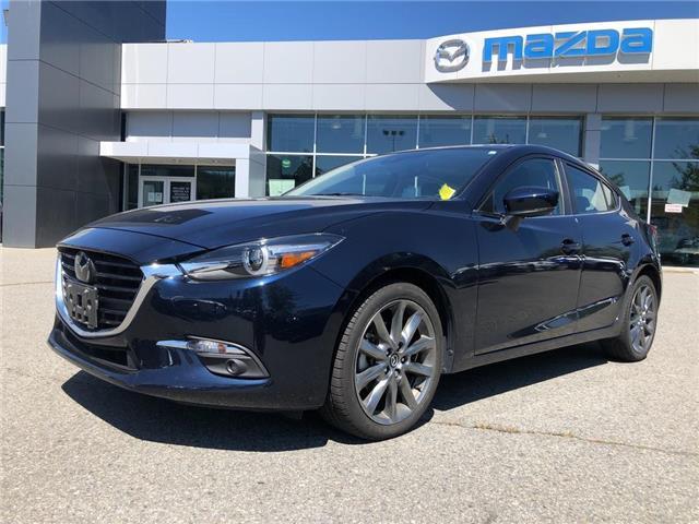 2018 Mazda Mazda3 Sport GT (Stk: P4327) in Surrey - Image 1 of 15