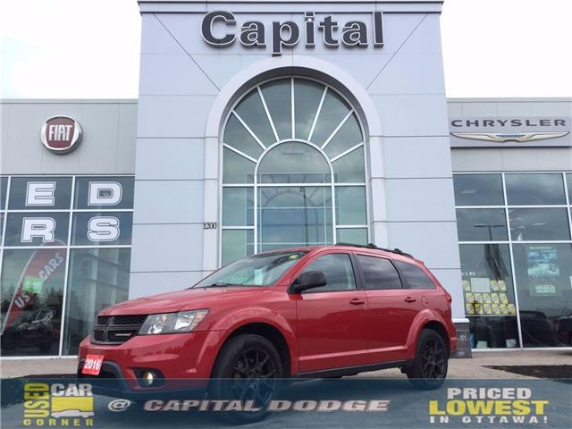 2016 Dodge Journey SXT/Limited (Stk: P2962A) in Kanata - Image 1 of 24