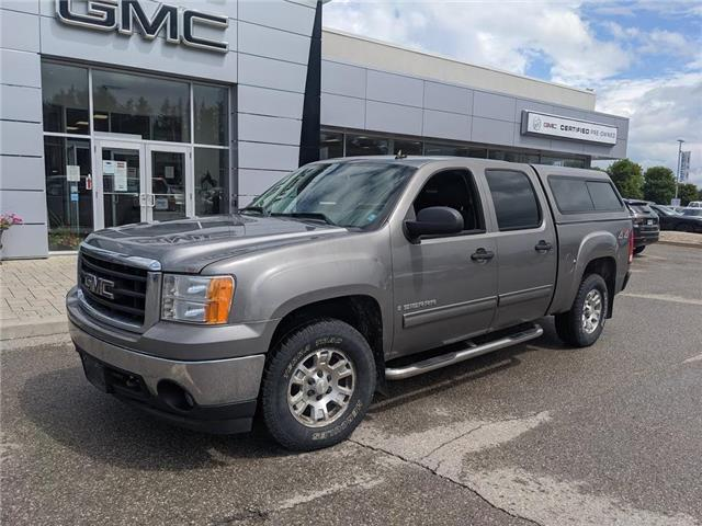 2007 GMC Sierra 1500 All-New  (Stk: B9965A) in Orangeville - Image 1 of 16