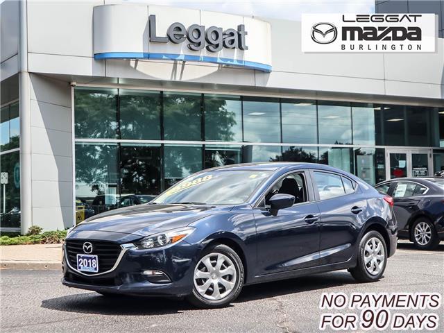 2018 Mazda Mazda3 GX (Stk: 2266LT) in Burlington - Image 1 of 23