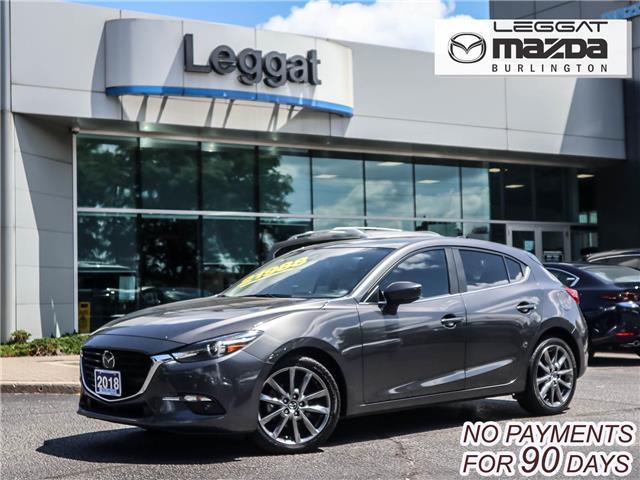 2018 Mazda Mazda3 Sport GT (Stk: 2273LT) in Burlington - Image 1 of 28