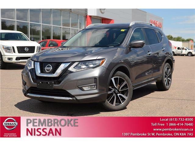 2017 Nissan Rogue SL Platinum (Stk: 20046A) in Pembroke - Image 1 of 30