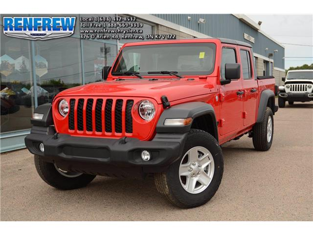 2020 Jeep Gladiator Sport S (Stk: L023) in Renfrew - Image 1 of 22