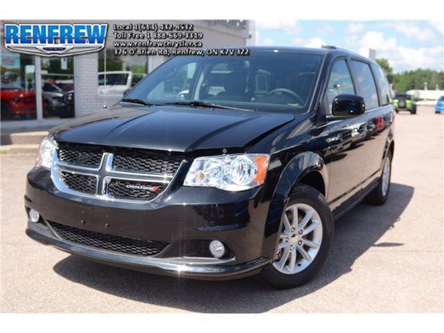 2019 Dodge Grand Caravan 29P SXT Premium (Stk: K442) in Renfrew - Image 1 of 24