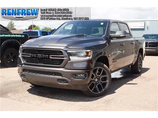 2020 RAM 1500 Rebel (Stk: L052) in Renfrew - Image 1 of 30