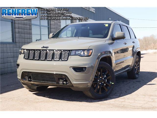 2020 Jeep Grand Cherokee Laredo (Stk: L059) in Renfrew - Image 1 of 26