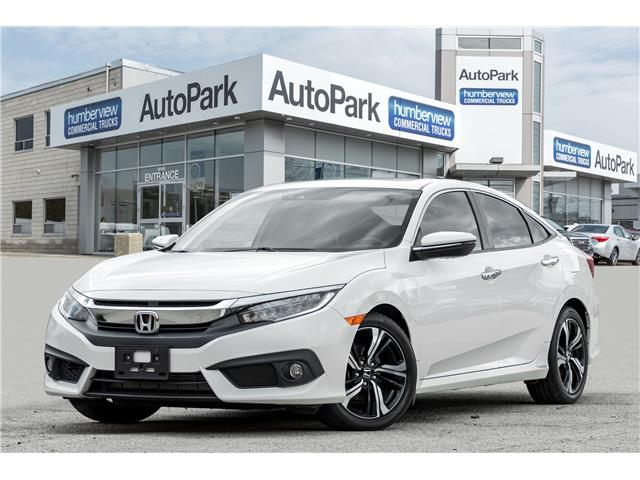 2017 Honda Civic Touring (Stk: APR6036A) in Mississauga - Image 1 of 22