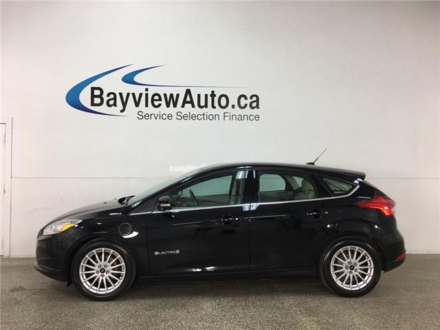 2016 Ford Focus Electric Base (Stk: 36910J) in Belleville - Image 1 of 25