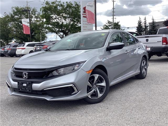 2020 Honda Civic LX (Stk: 20906) in Barrie - Image 1 of 21